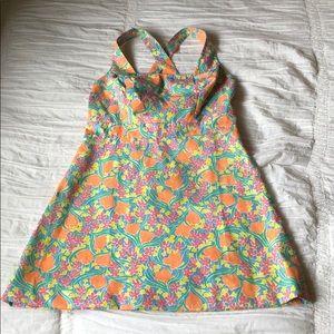 Lilly Pulitzer Vintage Mini Dress